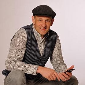 Ich bin Sacha Peter Stermcnik der erste Coach der Reich Methode in der Schweiz
